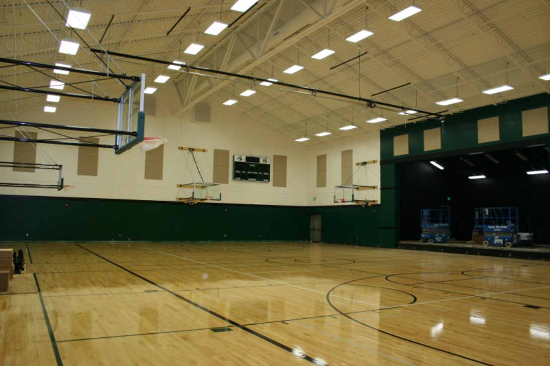 Helix High School Remodel Kirby Nagelhout Construction
