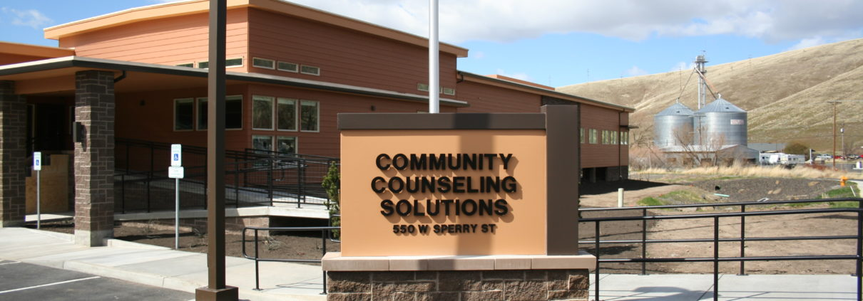 Community Counseling Solutions Building